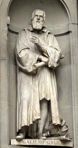 Galileo statue