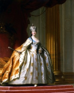 catherine the great russia