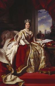 queen victoria franz winterhalter
