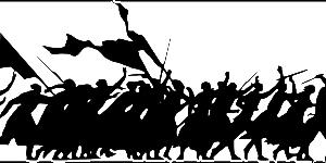 rioting versailles