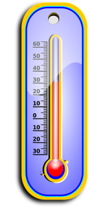 thermometer invention
