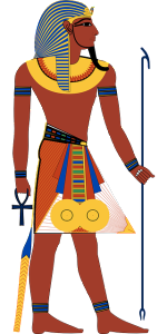 ancient egyptian warrior